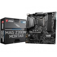 MSI MAG_Z390M_MORTAR MSI Main Board Desktop MAG Z390M MORTAR