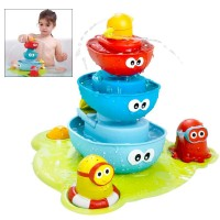 YOOKIDOO Spray Tub Fountain vodna igrača