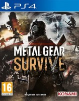 KONAMI DIGITAL ENTERTAINMENT GMBH Metal Gear Survive Playstation 4 igra