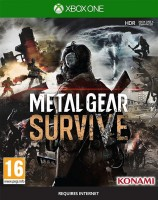 KONAMI DIGITAL ENTERTAINMENT GMBH Metal Gear Survive Xbox One igra