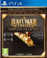 KALYPSO MEDIA Railway Empire - Complete Collection (PS4) igra
