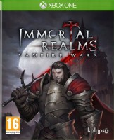 KALYPSO MEDIA  Immortal Realms: Vampire Wars (Xbox One)