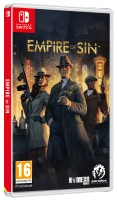 PARADOX INTERACTIVE  Empire of Sin - Day One Edition (Nintendo Switch)