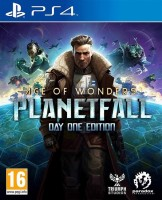 PARADOX INTERACTIVE  Age of Wonders: Planetfall (PS4)
