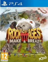 MODUS GAMES  Rock of Ages 3: Make & Break (PS4)