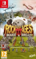 MODUS GAMES  Rock of Ages 3: Make & Break (Nintendo Switch)