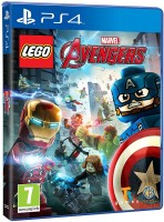 WARNER BROS  LEGO Avengers (PS4)