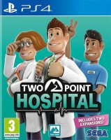 SEGA EUROPE  Two Point Hospital (PS4)
