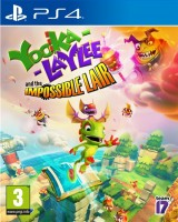 TEAM17 DIGITAL LIMITED  Yooka - Laylee and the Impossible Lair (PS4)