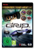 WIRED PRODUCTIONS  GRIP: Combat Racing - Rollers vs AirBlades Ultimate Edition (PC)
