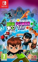 OUTRIGHT GAMES  Ben 10: Power Trip (Nintendo Switch)