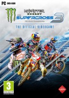 MILESTONE  Monster Energy Supercross: The Official Videogame 3 (PC)