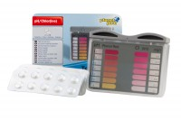 PLANET POOL Pooltester pH/Cl (blister) 5503 tester za meritev prostega klora in pH vrednosti vode
