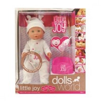 DOLLSWORLD Little Joy 54-822000 46 cm dojenček