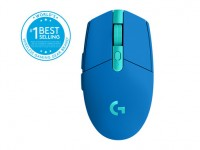 LOGITECH GAMING  Miška Logitech G305 LIGHTSPEED Wireless Gaming, modra