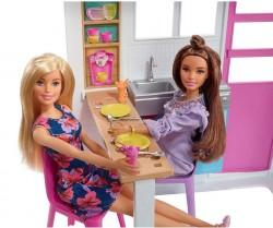 BARBIE FXG54 hiša