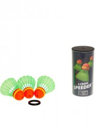 SPEEDMINTON 4260030782222 Speedminton CROSS speeder